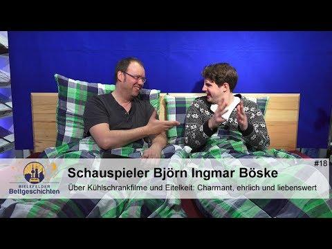 Im Bett mit Schauspieler Björn Ingmar Böske - Bielefelder Bettgeschichten - Folge 18