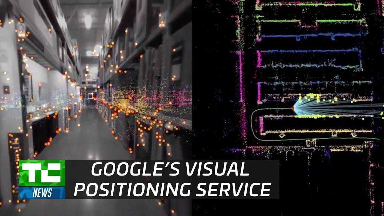 Vps Is Google S Indoor Positioning Tech Youtube