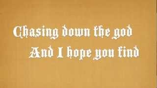 Gold - Sir Sly (Lyrics On Screen)