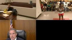 Harris County bond hearing