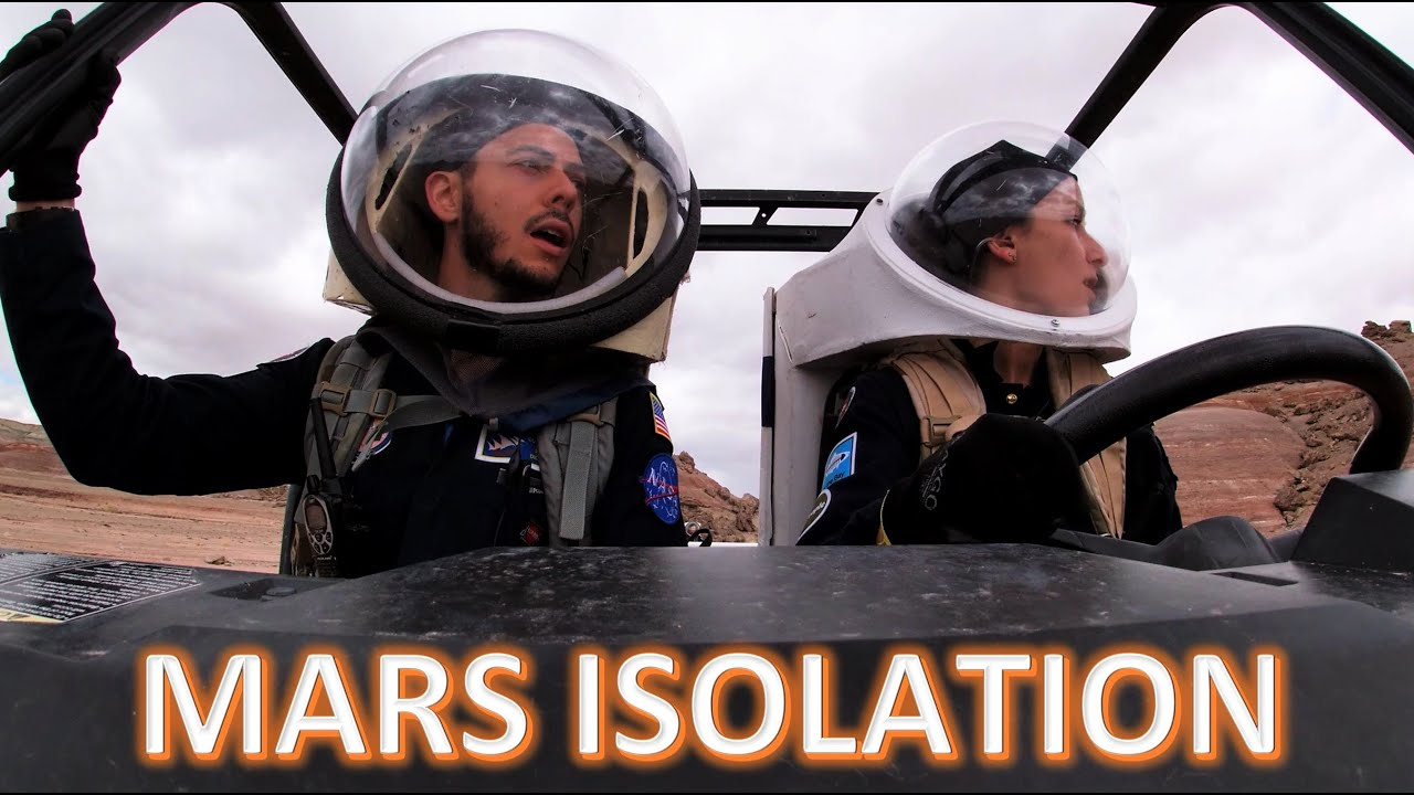 ONE WEEK INTO MARTIAN ISOLATION   MARS DESERT RESEARCH STATION   ASTRONAUT ANALOG MISSION