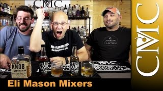 Eli Mason Cocktail Mixers: Old Fashioned and Mint Julep