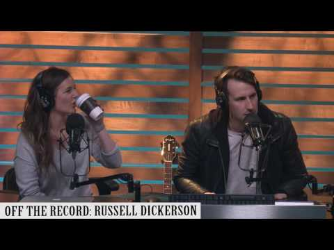 """Off the Record with Chuck Wicks"" ft Russell Dickerson"