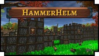 HammerHelm - (RPG + Base Building Game)