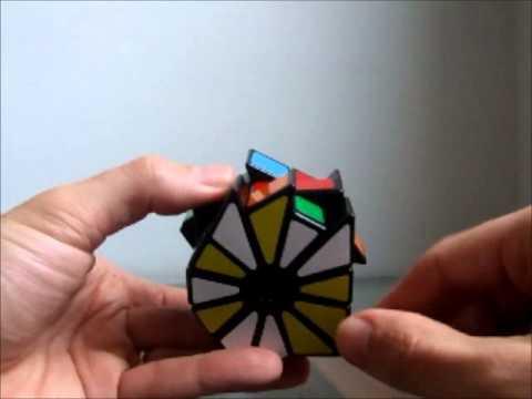Como resolver o Square-2: Parte 1