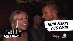 Berlin - Tag & Nacht - Nina die Schlägerbraut #1488 - RTL II