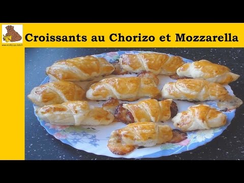 croissants-au-chorizo-et-mozzarella