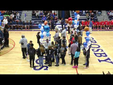 Waterbury Crosby High School vs St Paul High School – Feb 22, 2017