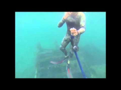 Spearfishing in Gabon/Port-Gentil