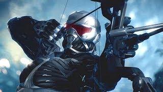 Crysis 3 - Официальный дебютный тизер трейлер! (HD) 1080p
