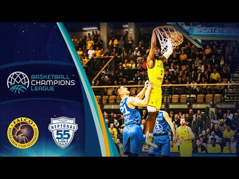 Falco Szombathely V Neptunas Klaipeda – Highlights – Basketball Champions League 2019-20
