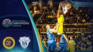 Falco Szombathely v Neptunas Klaipeda - Highlights - Basketball Champions League 2019-20