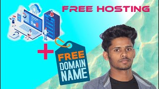 How to get Fee Domain name And Hosting [2021] || How to install WordPress in live server