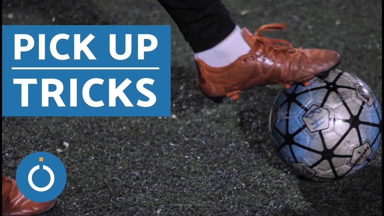 Soccer Pick Up Tricks - YouTube