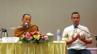 """""""Suffering and the End of Suffering"""" Dhamma """"ความทุกข์กับการพ้นทุกข์"""" พระอาจารย์สมชาย (ครูบาอ๊า)"""