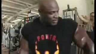 Ronnie Coleman Farts