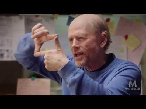 Ron Howard - MasterClass Trailer