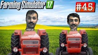YERLİ VE KABİNLİ ! | Farming Simulator 17 Türkçe #45