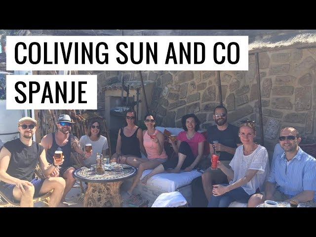 COLIVING SUN AND CO: 1 WEEK EXPERIENCE