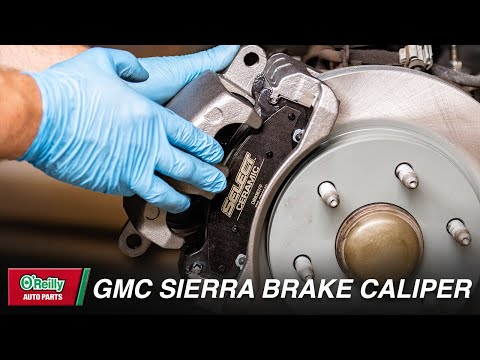 How To: Replace the Brake Calipers on a 1999-2007 GMC Sierra 1500