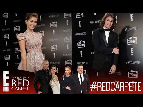 Red Carpet E | Rafael Vitti e Isabella Santoni - Prêmio Contigo!