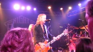 "NIGHT RANGER 8/15/14 JERGELS ""EDDIE"