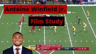 Buccaneers 2nd Round Pick: Antoine Winfield Jr. Film Study