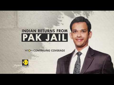 Hamid Nehal Ansari walks free, heads home to India