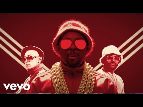 The Black Eyed Peas - BACK 2 HIPHOP ft. Nas