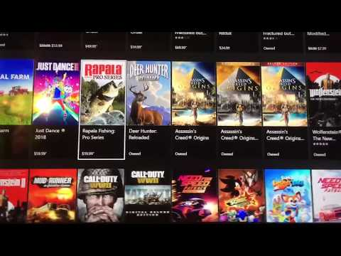 How To Get Free Xbox One / Xbox One S Games (Free)
