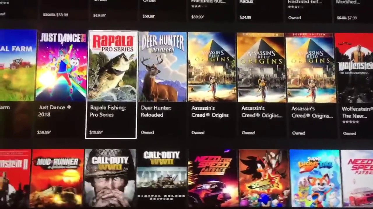 How To Get Free Xbox One Xbox One S Games Youtube