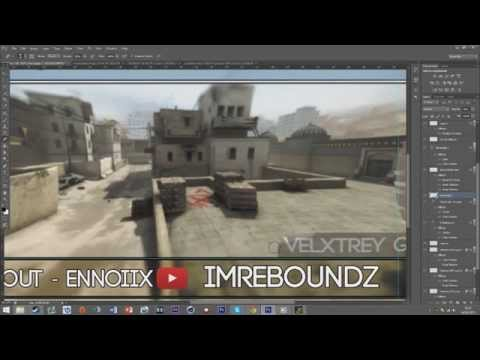 FREE CS:GO Thumbnail Template By Me!
