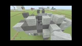 Minecraft Ps3 Competition- Tornado Part 1
