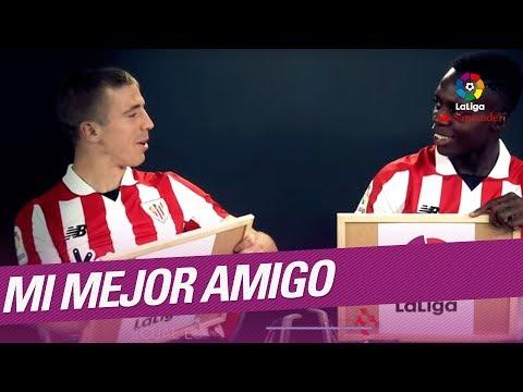 Mi Mejor Amigo: Iñaki Williams e Iker Muniain