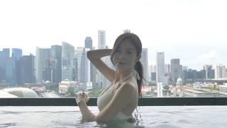 입이 떡 벌어지는..싱가포르 최고급 호텔  &…