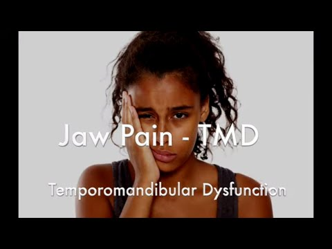 Jaw Pain - TMD/TMJ
