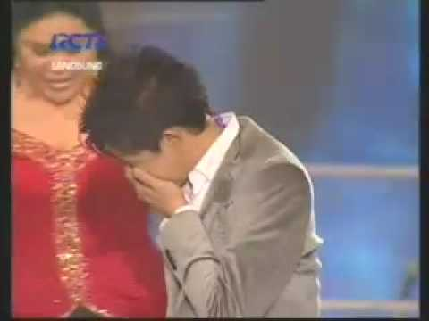 First Asian Idol Hady Mirza - Berserah - the Moment of Truth
