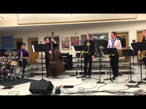 "Greely High School ""Combuh Buh"" HS Jazz Festival, 2016"