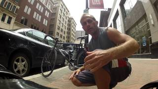 Bicycle Ride from Austin, Texas to Minnesota-HD