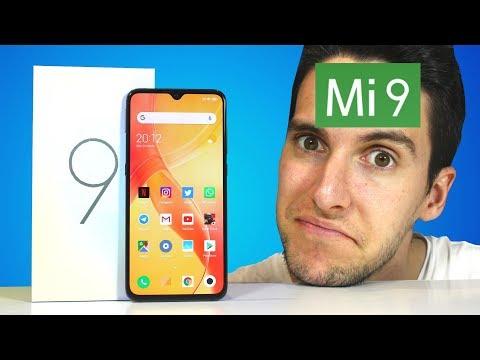 Xiaomi Mi 9 UNBOXING en español (+ VS su competencia!)