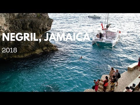 VLOG/ A TRIP TO NEGRIL, JAMAICA