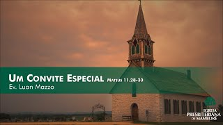 Um Convite Especial | Luan Mazzo