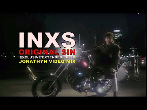ORIGINAL SIN  INXS The Jonathyn Remix