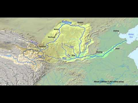 rivers of china, a Slideshow