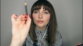 ASMR Sketching Your Portrait Roleplay