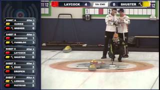 US Open of Curling: John Epping vs Adam Casey