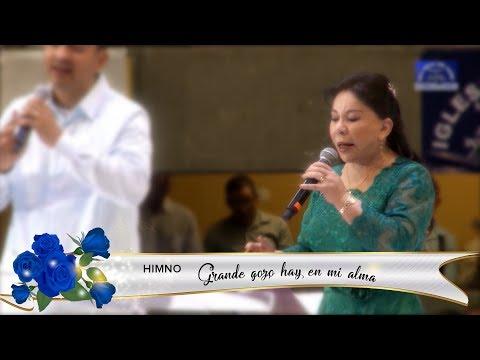 Hna. María Luisa Piraquive, Himno: Grande gozo hay en mi alma -IDMJI