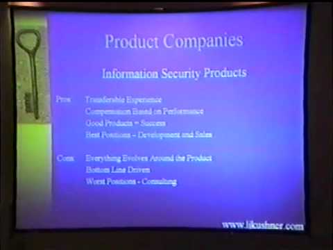 Black Hat USA 2000 - Hiring Trends, Skill Sets & State of Employment in the Info Security Industry