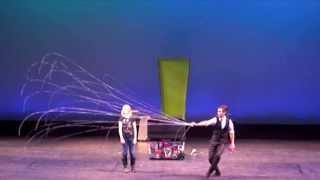 Circus Star Nathaniel Rankin