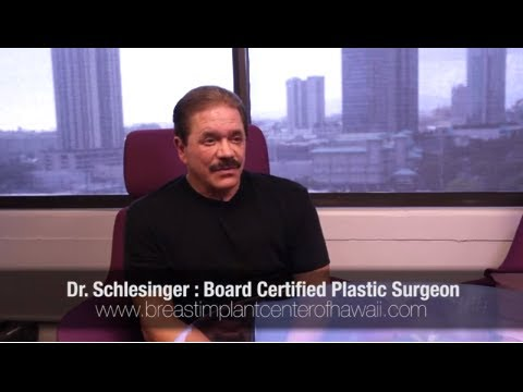 Dr  S  Larry Schlesinger | Board Certified Plastic Surgeon